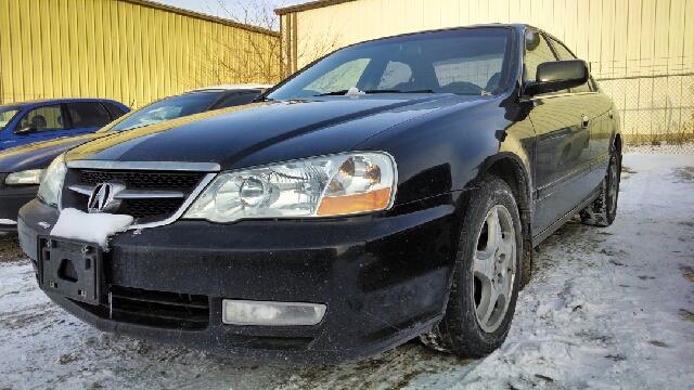 2003 Acura TL GS