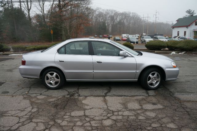 2003 Acura TL 4.2 Quattro AWD Sedan