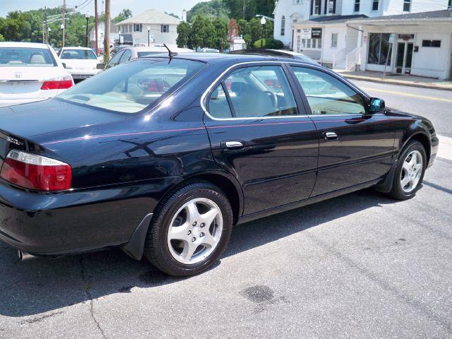 2003 Acura TL 2.5 AWD SUV