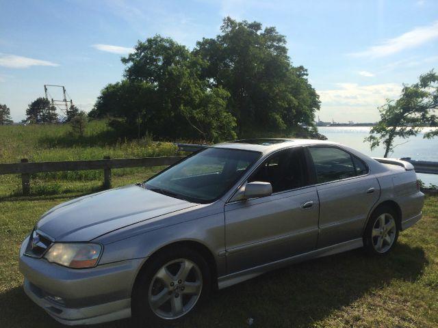 2003 Acura TL Rubicon4x4