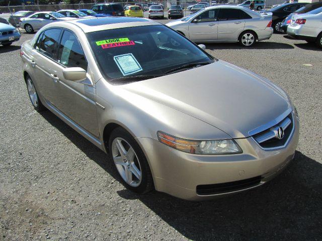 2004 Acura TL Premium Quattro