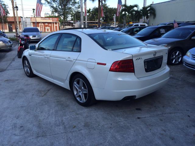 2005 Acura TL Premium Quattro
