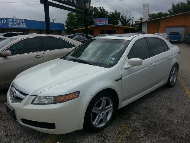 2005 Acura TL 4dr 2.9L Twin Turbo AWD SUV