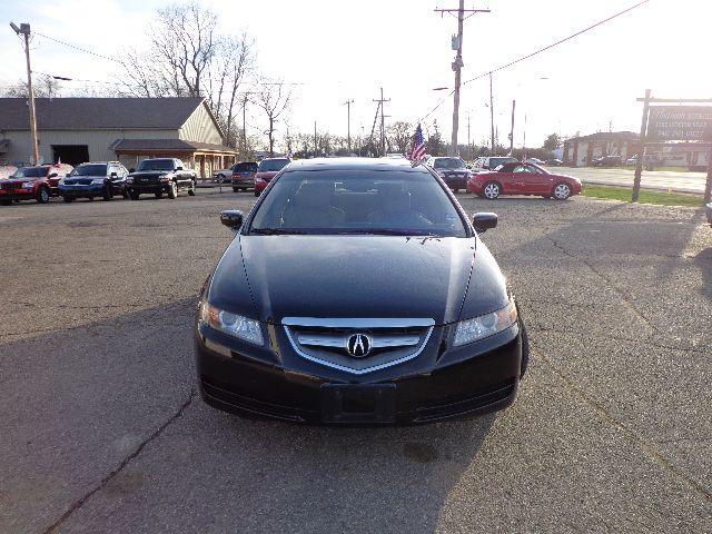 2006 Acura TL Dbl 4.7L V8 5-spd AT SR5