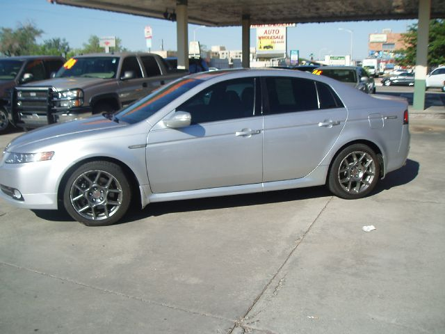 2007 Acura TL 335xi Coupe AWD
