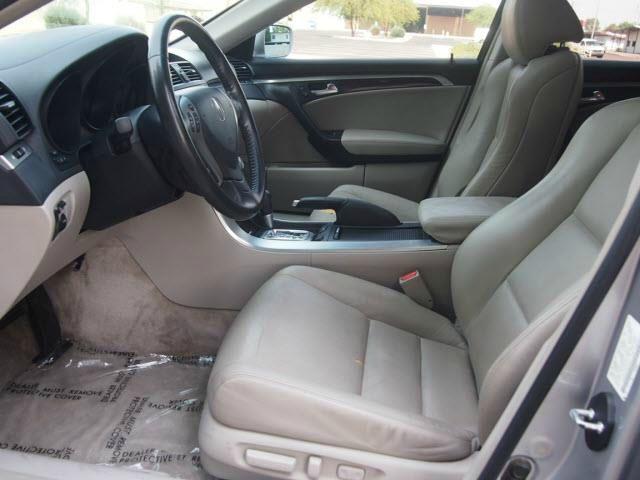 2008 Acura TL DUMP LIFT