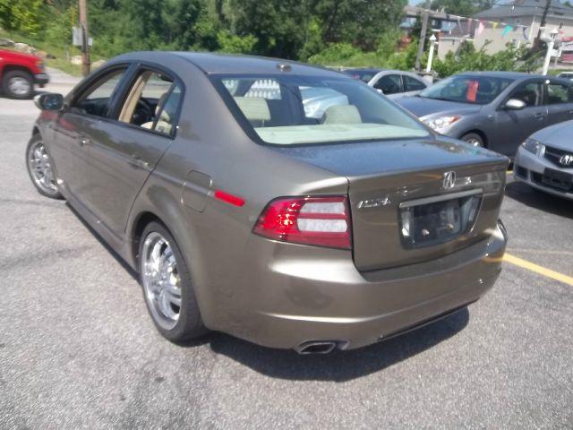 2008 Acura TL Premium Quattro
