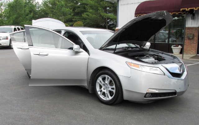 2009 Acura TL Xltturbocharged