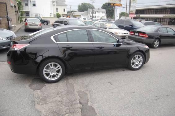 2010 Acura TL Premium Quattro