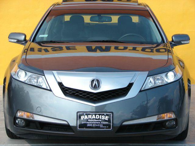 2010 Acura TL Quad Cab Long Bed 2W