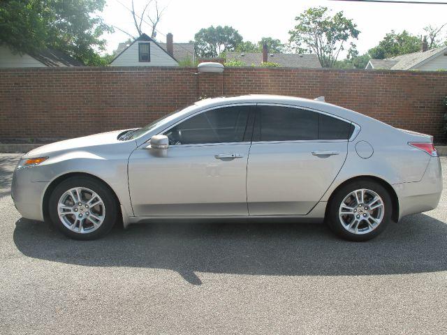 2011 Acura TL Limited W/swivelngo 2nd3rdrowdvd Nav Chromes Rea