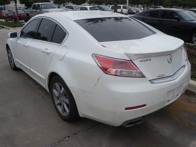 2012 Acura TL 4dr S Auto QU All Weather Pkg AWD