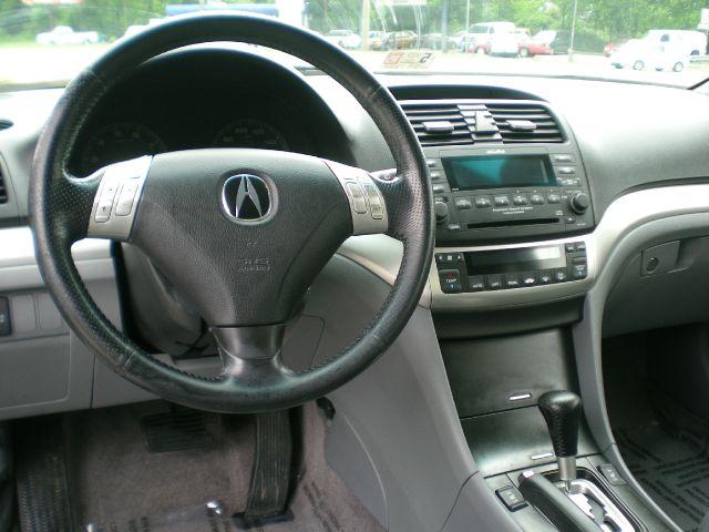 2004 Acura TSX GL Manual W/siab