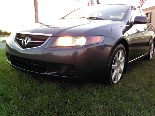 2004 Acura TSX Premium Quattro