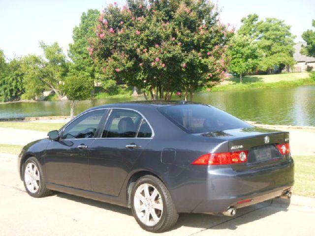 2005 Acura TSX DUMP LIFT
