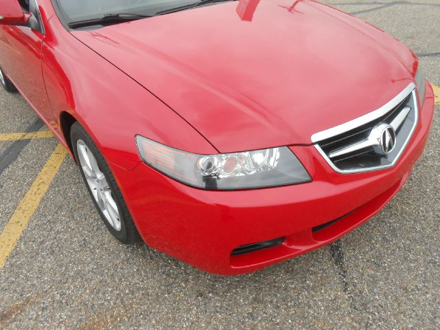 2005 Acura TSX W/leather