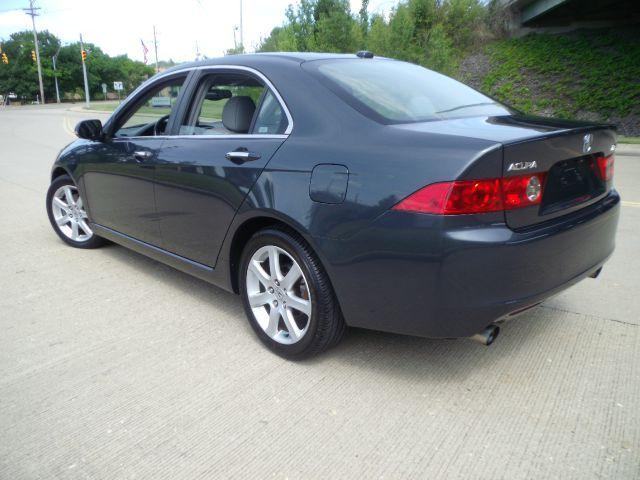 2005 Acura TSX GL Manual W/siab