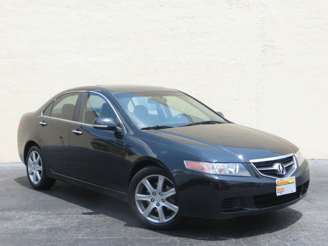 2005 Acura TSX 2dr Cpe Auto W/moonroof
