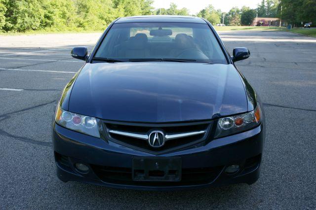 2007 Acura TSX GL Manual W/siab