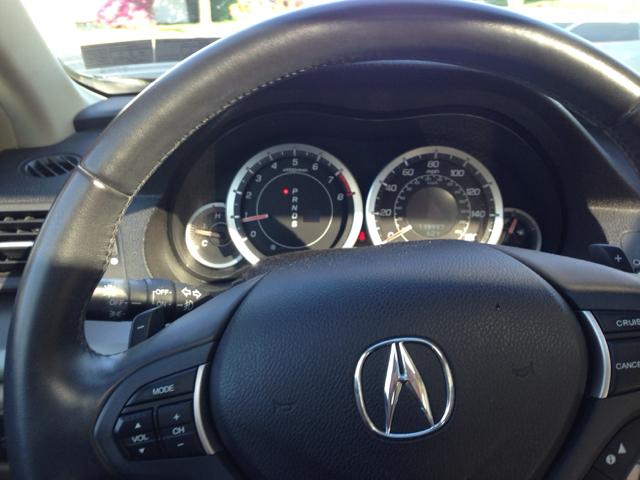 2010 Acura TSX Limited W/swivelngo 2nd3rdrowdvd Nav Chromes Rea
