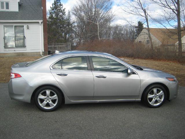 2010 Acura TSX Premium Quattro