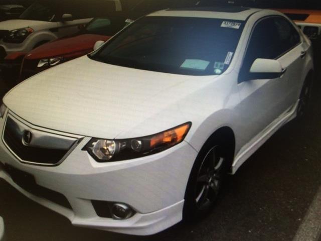 2012 Acura TSX 2.5 AWD SUV
