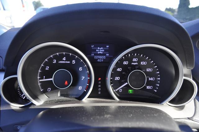 2010 Acura ZDX Wagon SE