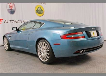 2006 Aston Martin DB9 GT Premium