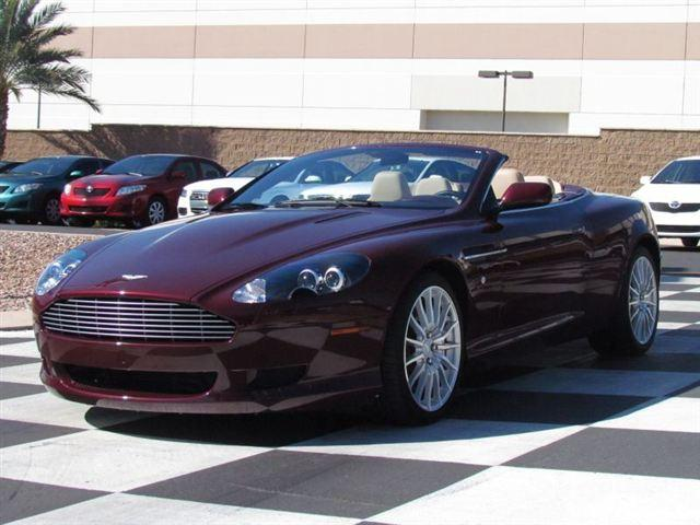 2006 Aston Martin DB9 Ml320 4dr AWD 3.2L 4x4 SUV