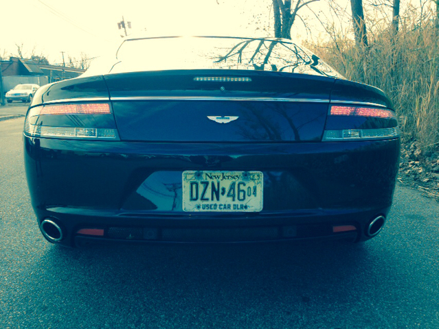 2011 Aston Martin Rapide 3.5tl W/tech Pkg