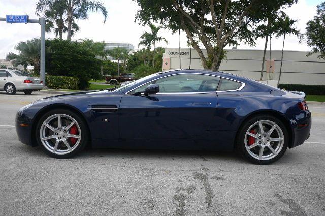2008 Aston Martin V8 Vantage GT Premium