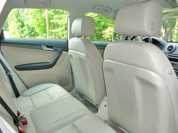 2009 Audi A3 Wagon SE