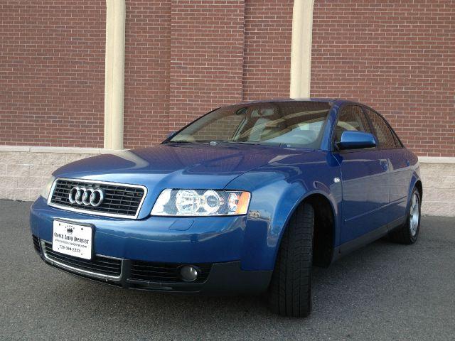 2003 Audi A4 Scion XB