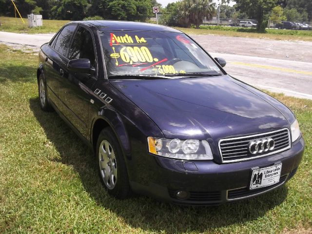 2003 Audi A4 Scion XB