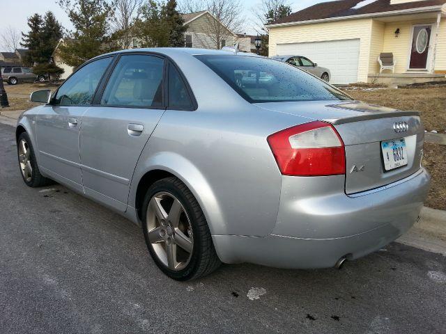 2005 Audi A4 EXT CAB