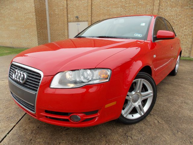 2007 Audi A4 2WD Coupe