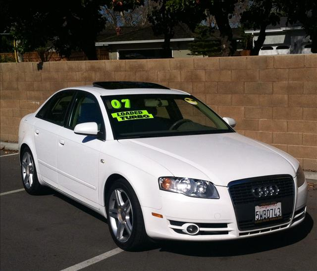 2007 Audi A4 LT 4X4 Dually Details. San Jose, CA 95126