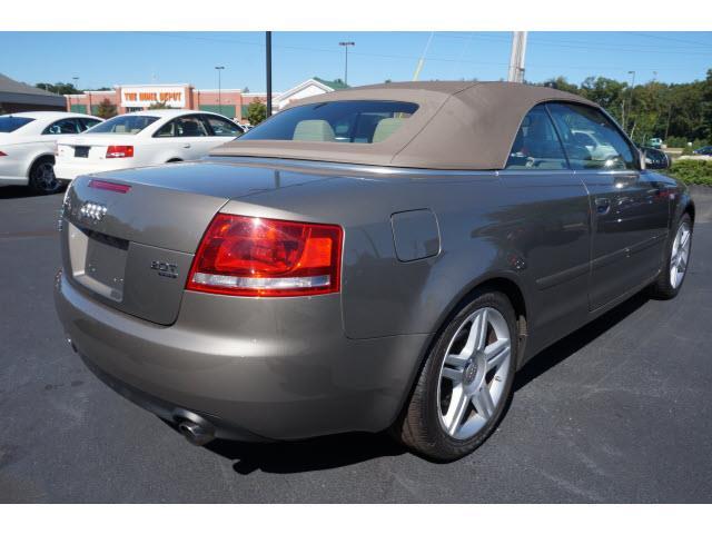2008 Audi A4 Deville Base