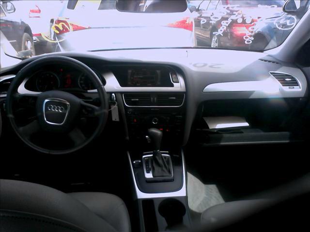 2009 Audi A4 REG CAB 1495 Down