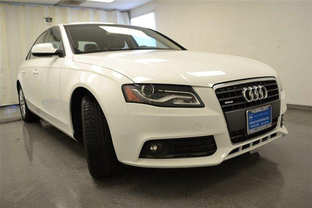 2011 Audi A4 Base 3RD Rowcarfax Available ON Premises