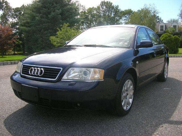 2001 Audi A6 Convenience