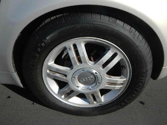 2001 Audi A6 Base LS SS LT Z71 Work Tr
