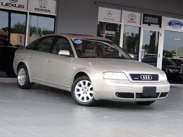 2001 Audi A6 2