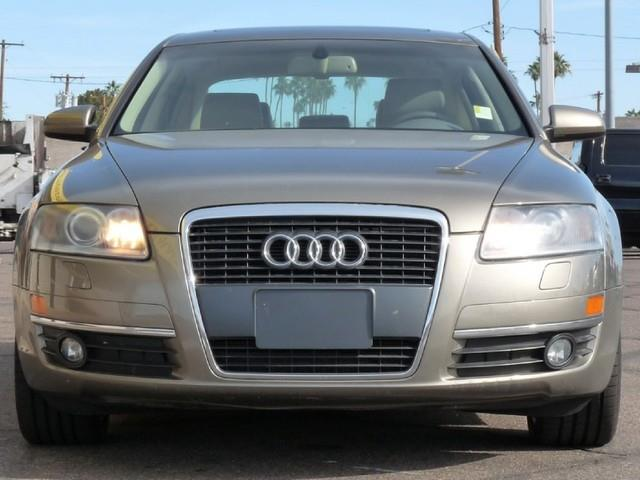 2005 Audi A6 Unknown