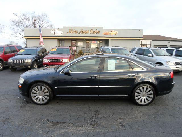 Mira Auto Sales >> 2005 Audi A8 3.5tl W/tech Pkg Details. Cincinnati, OH 45246