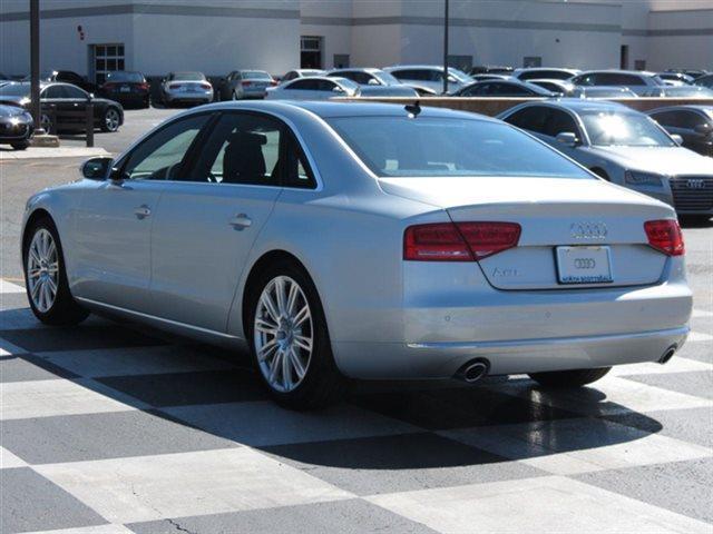 2014 Audi A8 ESi