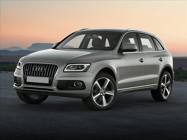 2014 Audi Q5 SCAB XLT 4WD LONG BOX