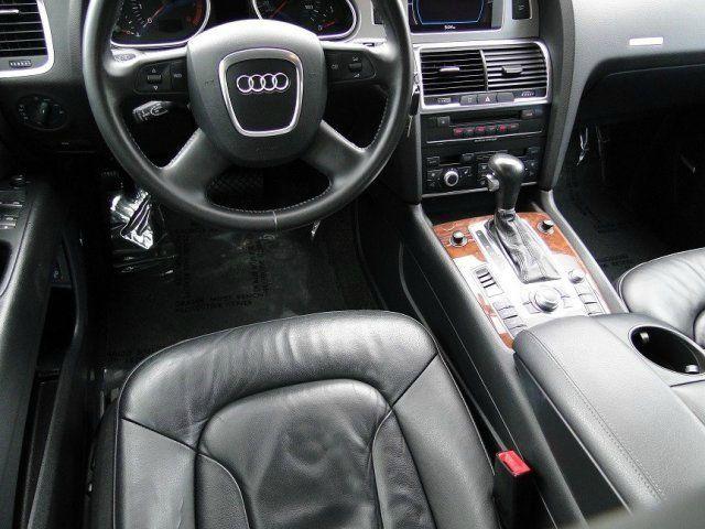 2007 Audi Q7 2.2L Manual
