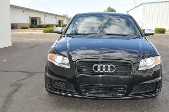2008 Audi S4 Series 4.