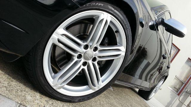 2013 Audi S4 Silverado Shortbed
